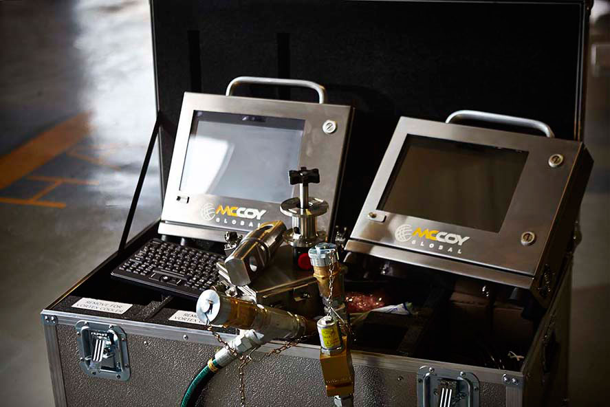 Torque Monitoring System : Torque monitoring systems pipe pros